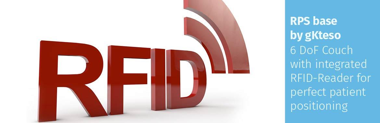 Integrated RFID-Reader